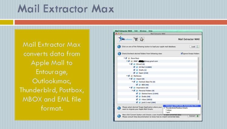 Apple Mail to Outlook 2011