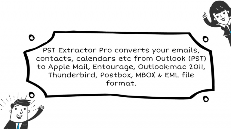 Outlook to Apple Mail Import – PST file into Apple Mail / Mac Mail