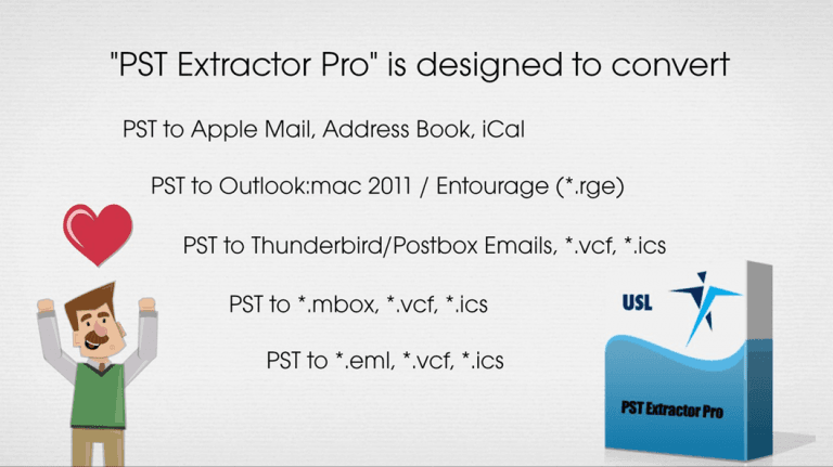 Best and Free PST to MBOX Conversion Tool That Supports the Clean Conversion of Your Emails in Other Languages from International Clients!