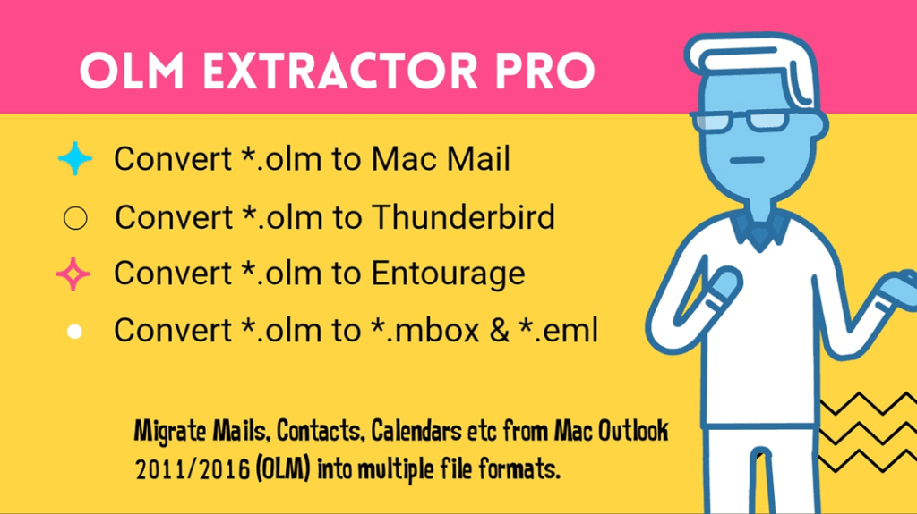 Migrating From Outlook 2011 to Mac Mail quick, easy and accurate