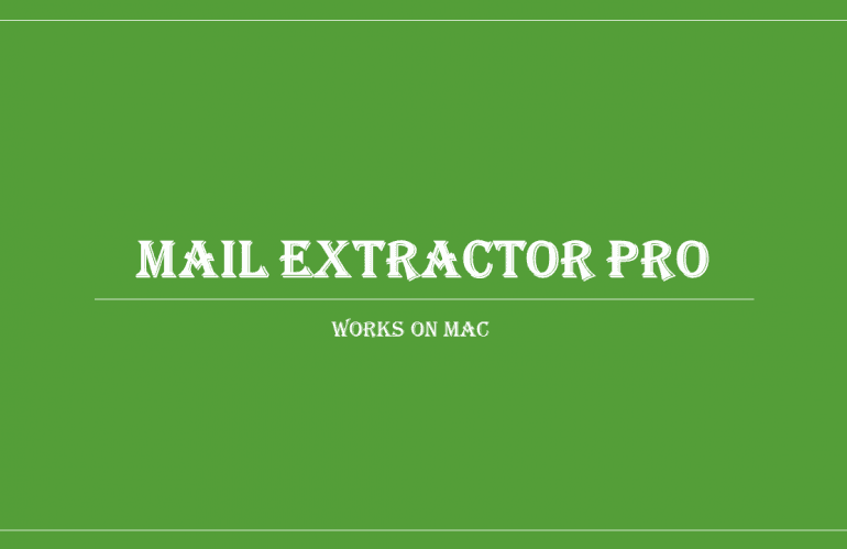 How to export Mac Mail to Outlook 2019 / 2016 / 2013…