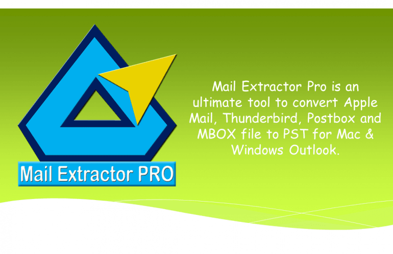 Converting Thunderbird Mail to Outlook Mac and Windows