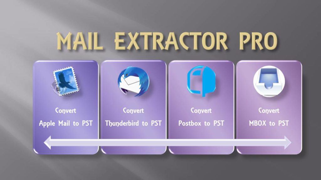 Export Thunderbird Mailbox to PST